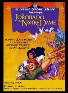El Jorobado de Notre Dame en San Clemente
