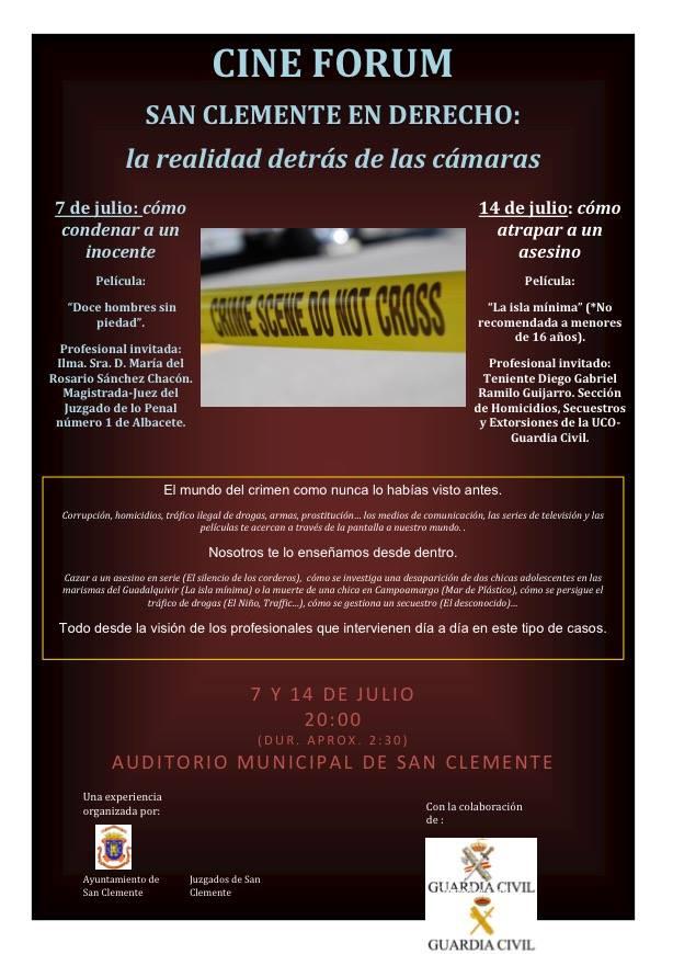 Cine Forum San Clemente Derecho 1
