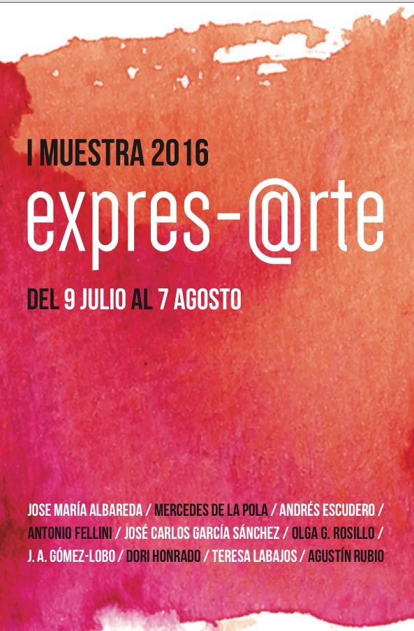 Exposicion colectiva Expres-@rte 1