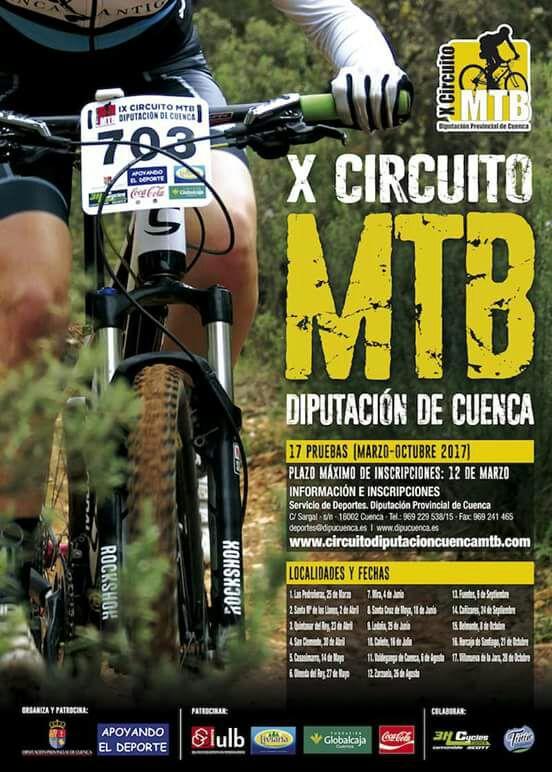 X Circuito MTB