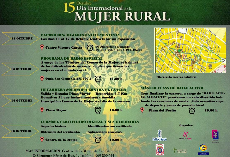 Día de la mujer rural 2017