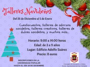 Talleres navideños2