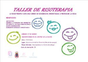Cartel Risoterapia