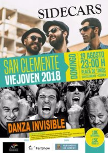 sidecars y danza invisible