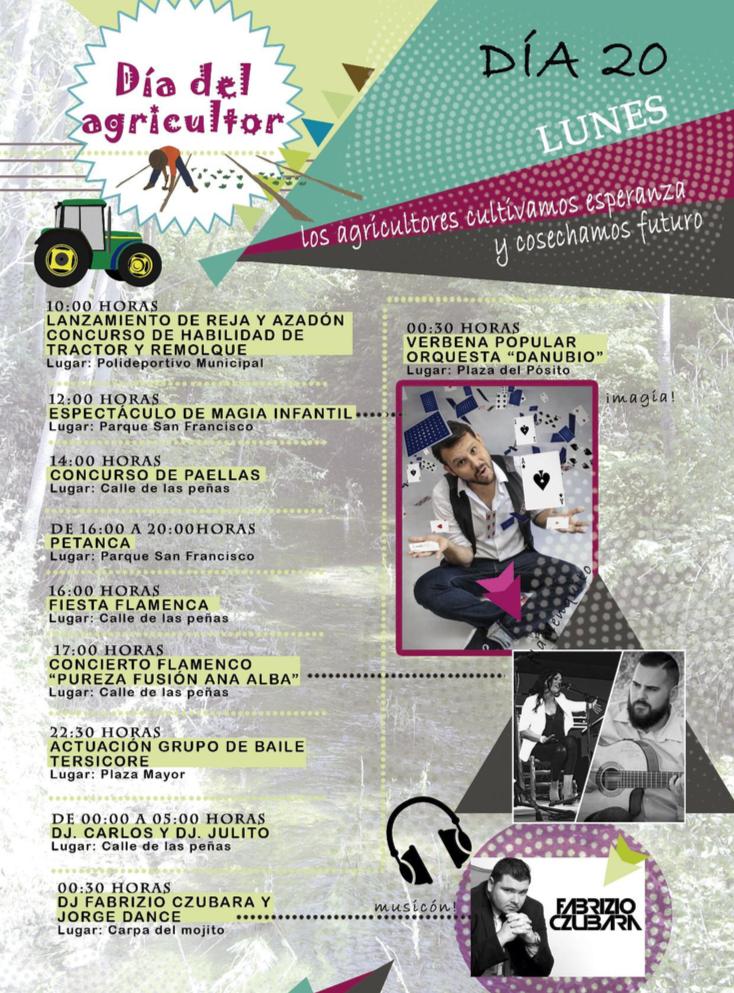 Feria Y Fiestas En San Clemente Lunes Ayuntamiento De San Clemente